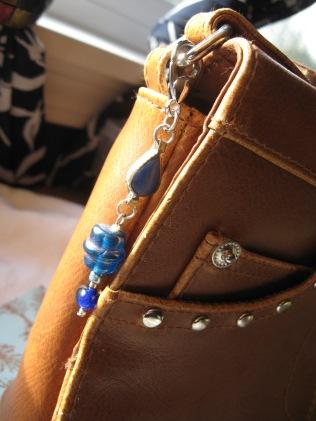 for handbags, zippers, you decide!