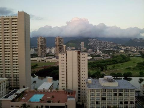 Honolulu Horizon