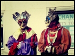 Street Carnival Masks - Venice - copywright
